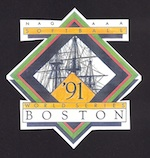 World Series Boston Logo